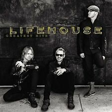 LIFEHOUSE CD - GREATEST HITS (2017) - NEW UNOPENED - POP ROCK - GEFFEN