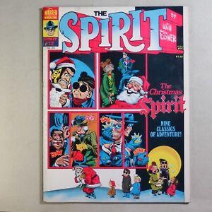 The Spirit #12 (Feb 1976, Warren) Will Eisner