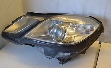 Mercedes E Class Headlight Left Side A2128208361 W212 Non Xenon Head Light 2010