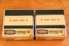 Tonerider VINTAGE 90 soapbar v90 Set Cream con Neck & Bridge v90n + v90b