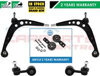 FOR BMW E36 FRONT LOWER WISHBONE ARMS REAR BUSH STABILISER ANTI ROLL BAR LINKS