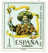 España Tarjeta Postal Año Santo Xacobeo 2004 (BU-620)