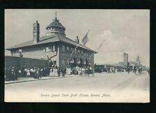 Massachusetts Pre - 1914 Collectable USA Postcards
