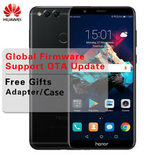4G HUAWEI Honor 7X 5.93'' Smartphone 3-Kameras Handy TOUCH ID 18:9 UNLOCKED
