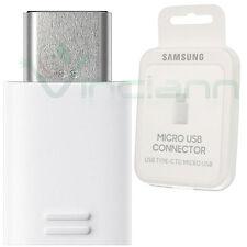 Adattatore connettore Samsung femmina micro Usb Type C Maschio per HTC 10 RLC5