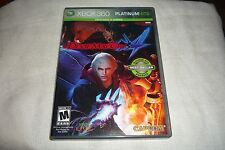 Devil May Cry 4 (Microsoft Xbox 360, 2008)  COMPLETE