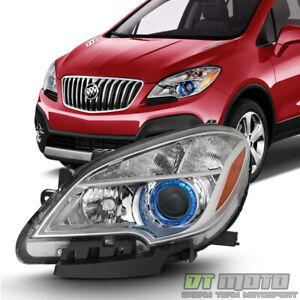 2013-2016 Buick Encore Halogen Headlight Headlamp Light Driver Side Left 13-16