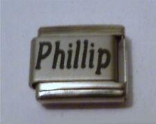 Italian Charms Charm - Names Name  Phillip