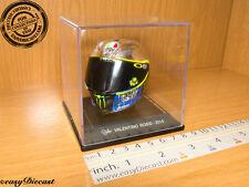 VALENTINO ROSSI MOTO-GP AGV MUGELLO 2015 HELMET 1/5 2015 MONSTER ENERGY