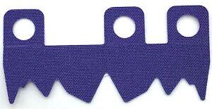 Lego Neuf Violet Foncé Mini Figurine Jupe Chiffon 6 Jagged Points Pièce