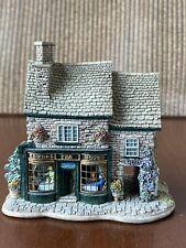 Lilliput Lane Kendal Tea House 799 Boxed With Deed Nib