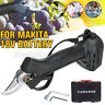 Electric Pruning Shears Secateur Branch Cutter Scissor For Makita 18V Battery