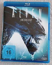 Alien Anthology Blu-Ray Alien, Aliens Die Rückker, Alien 3, Alien Die Wiedergebu