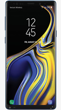 Samsung Galaxy Note9 Cell Phone SM-N960 128GB - Ocean Blue (Metro) (Single SIM)