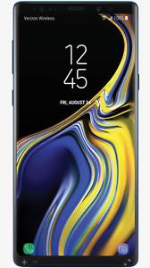 Samsung Galaxy Note9 Cell Phone SM-N960 128GB - Ocean Blue (Metro) (Single SIM)