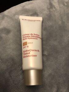 50ml clarins HydraQuench creme de soins tinted moisturizer 05 Gold