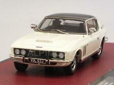 Jensen Interceptor FF Series II 1970 Grey/White 1:43 MATRIX MX41002-092