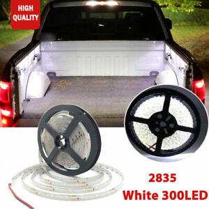 Universal Waterproof Xenon White 12V LED Lighting Kit For Truck Bed Cargo Area