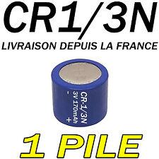 1 PILE ACCU BOUTON CR1/3N 170mAh LITHIUM 3V 2L76 BATTERIE BATTERY