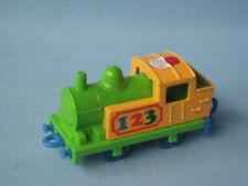 Mon premier matchbox 040 loco vapeur train corps jaune 70mm ub jouet modèle