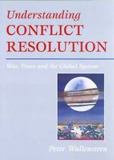Understanding Conflict Resolution: War, Peace and the Global System-ExLibrary