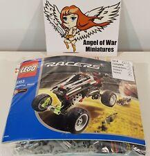 LEGO 8353 Slammer Rhino Drome Racers Multibuild Exo Force Technic (2003)