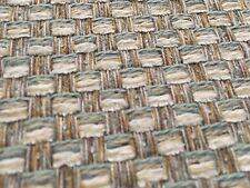 Thibaut Woven Crypton Basketweave Upholstery Fabric- Palmetto / Aqua 1 yd W80231