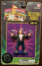 "1994 Mighty Morphin Power Rangers 3"" Collectible Figures Series #2- Farkus"