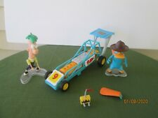 Disney's Perry the Platypus, Ferb Fletcher & Go Cart Dragster Action Figures fro