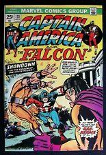 Captain America #175 VF 7.5 X-Men cross over, John Romita cover art July 1974