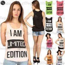 Markenlose Damen-T-Shirts aus Polyester