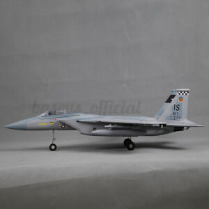 FMS F15 Eagle V2 715mm Wingspan 64mm Ducted Fan Aircrafts EPO RC Airplane PNP US