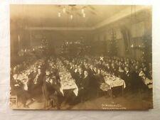 altes Foto Weihnachtsfeier Dr. Madaus & Co. 1926 vmtl. in Radeburg