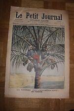 Le petit journal illustré - N°395 - 1898 - Guerre Hispano Americaine