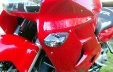 Clear indicators left & right Varadero for Honda XL1000V XL1000 'CE' ROAD LEGAL