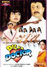 DIL KA DOCTOR - ANUPAM KHER - NEW BOLLYWOOD DVD - FREE UK POST