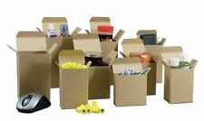 """4"""" x 4"""" x 5"""" Cartons Reverse Tuck Boxes 500/lot Kraft Containers"""