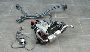 Audi A8 4N TFSI Block Heater Booster 1.864 Km 4M0265105 D 4N0265081 H 4N0261163