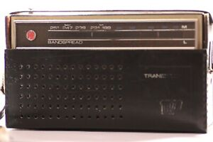 Vintage PYE Transistor Radio 1377