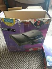 Philips CDi 450 Interactive Player Console - CD-i Video Game with big box mccree