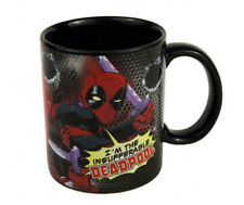 Marvel Comics Deadpool en céramique tasse de café neuf dans boîte cadeau