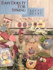 Easy Does It For Spring -Art to Heart  Nancy Halvorsen
