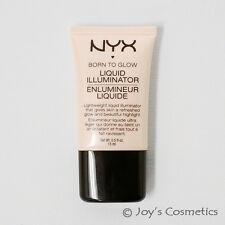 "1 NYX Born To Glow Liquid illuminator ""LI 01 - Sunbeam""   *Joy's cosmetics*"