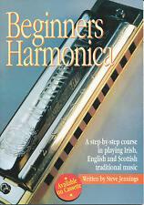 Beginners Harmonica - Steve Jennings
