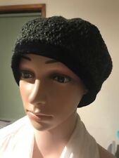 Mimco  New 💗 Wool /polyester Green Black Beanie  Hat