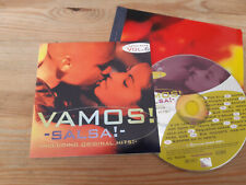 CD VA Latin Hits Vol.6 : Vamos! Salsa (15 Song) EFA VIACANCUN VIAMAS jc