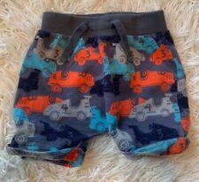 Baby Boy 3-6 Month Gymboree Car Print Pull On Shorts SUPER CUTE