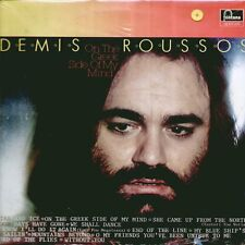 "DEMIS ROUSSOS "" ON THE GREEK SIDE OF MY MIND "" LP SIGILLATO FONTANA ITALY"