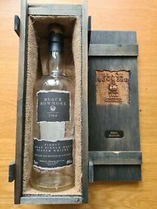 Black Bowmore 1964 LEER/EMPTY Final Edition +Holzbox
