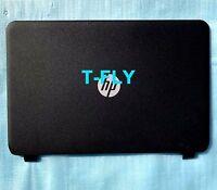 "New HP 15G 15-G 15-R 15T-R 15Z-G 15.6"" Black LCD Back Cover 749641-001 US Seller"